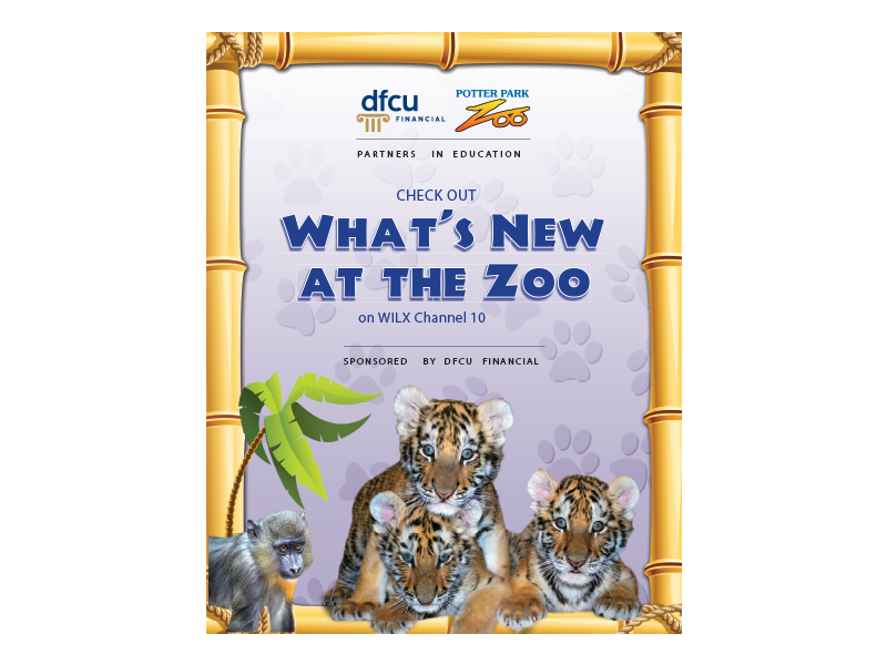 DFCU Financial & Potter Park Zoo