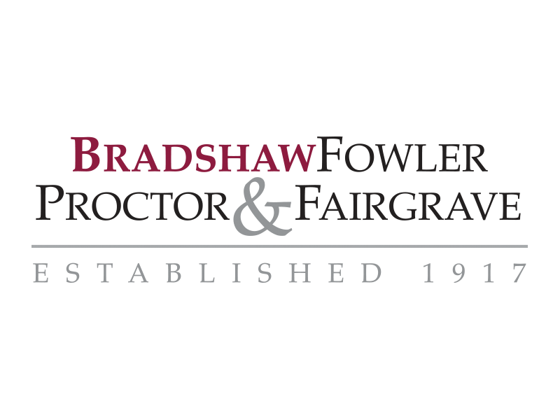 Logo design for a law firm